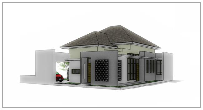 R House Palembang – GIUS V studio